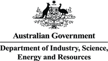 Department of Industry, Innovation & Science Logo