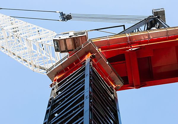 Lifting the crane industry to new heights