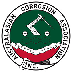 Australasian Corrosion Association Inc. Logo